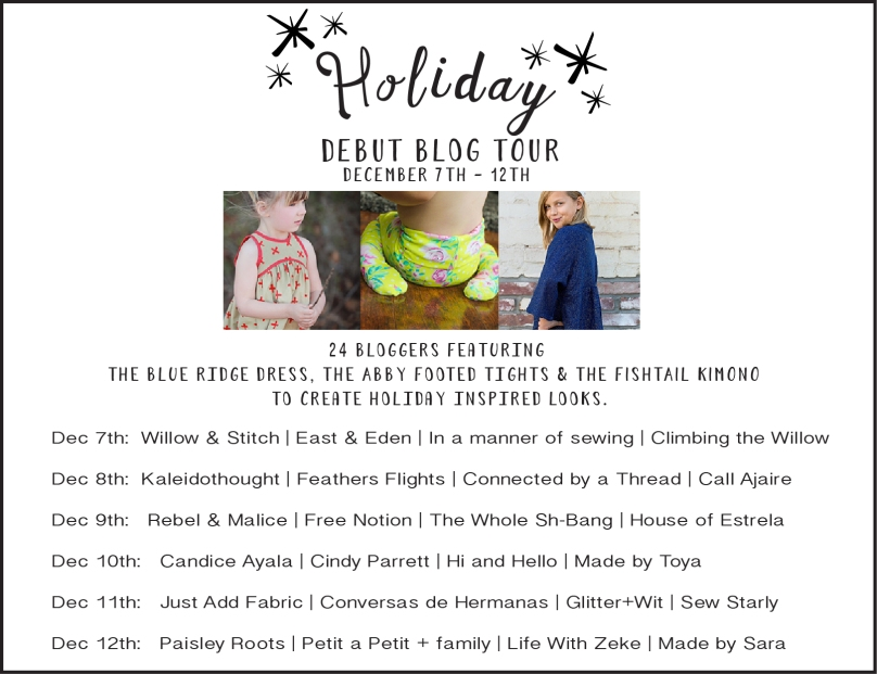 Holiday Debut Tour-Blogger Logo-150